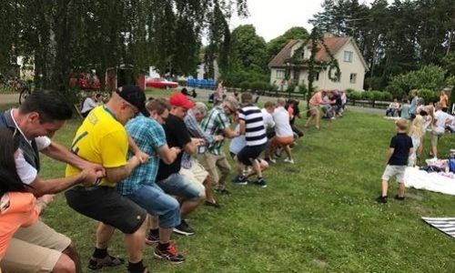 2017 06 23 Sedvanlig midsommarfirande vid Sockenstugan